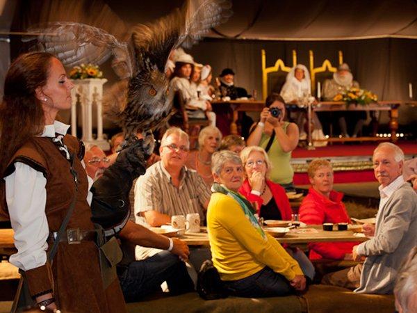 Historisch banket tijdens heksenfeesten te Nieuwpoort